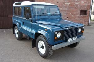 Defender 90 County Hard Top