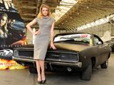 Death Proof & Drive Angry Dodge Charger Hire