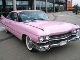 Pink Cadillac Hire (Clint Eastwood, Elvis & Grease)